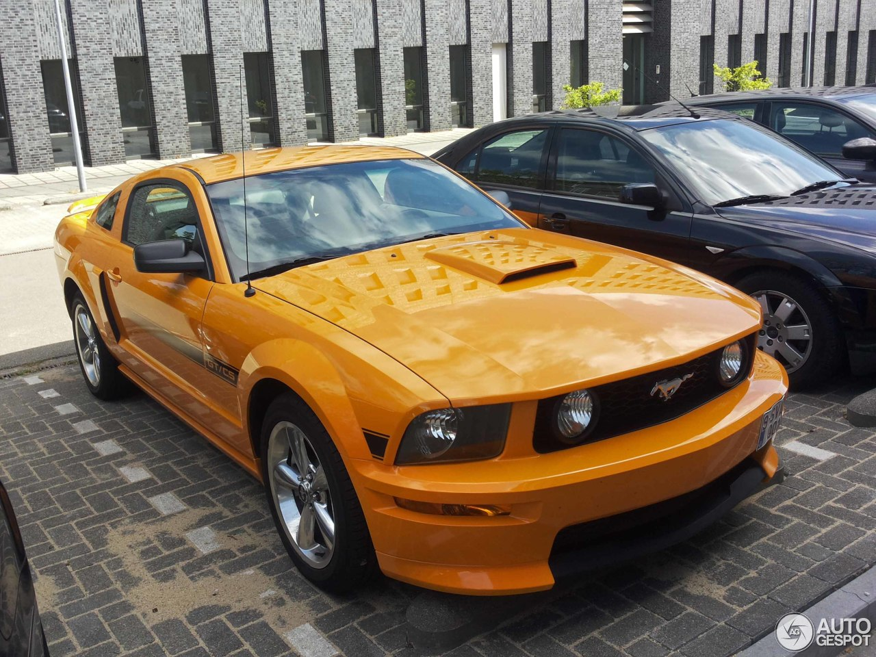 Ford Mustang Gt California Special 21 February 2016