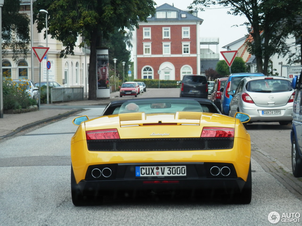 Lamborghini Gallardo LP560-4 Spyder 4