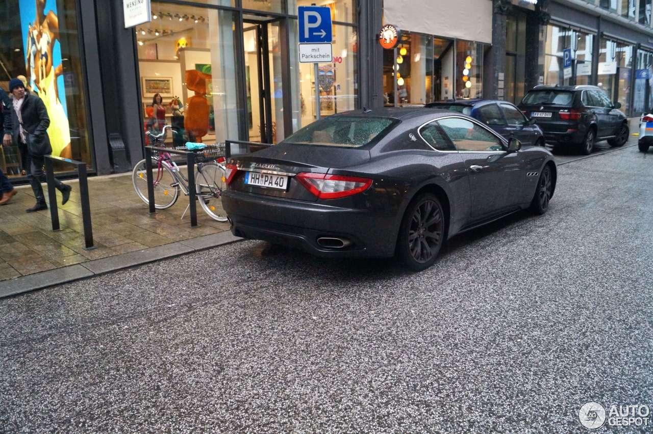 Maserati GranTurismo S 8