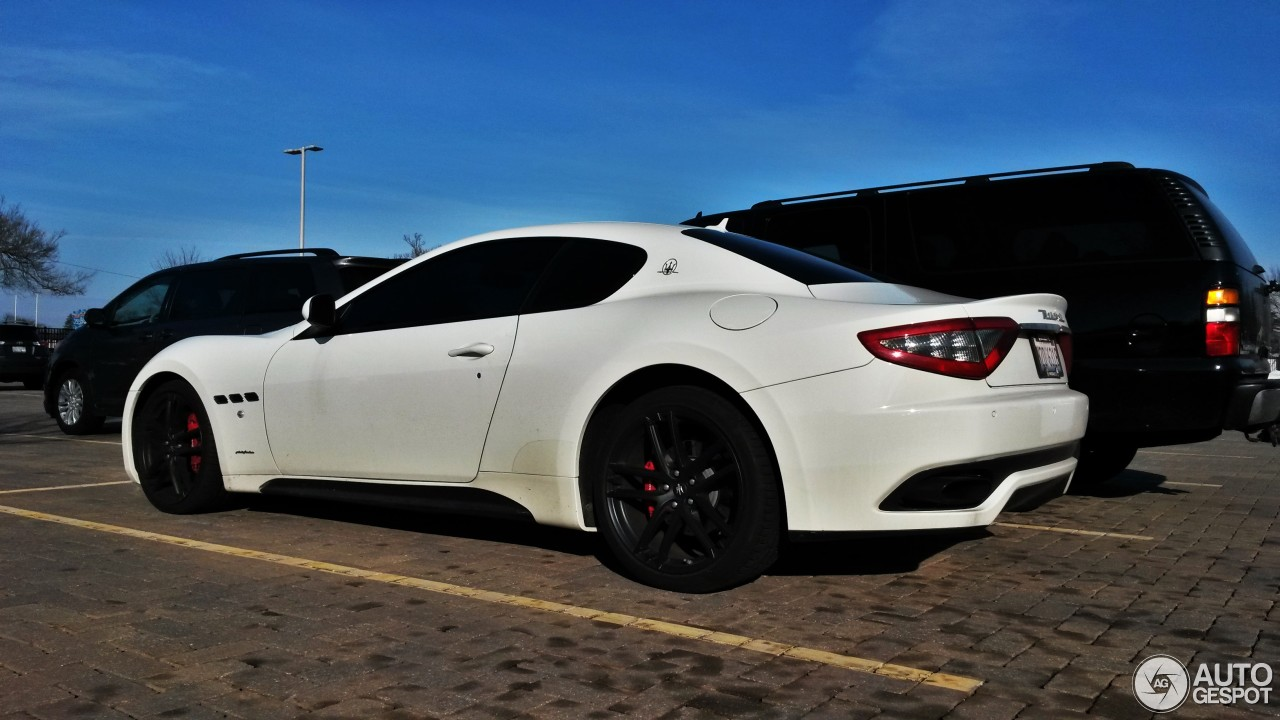 maserati granturismo sport 21 february 2016 autogespot. Black Bedroom Furniture Sets. Home Design Ideas