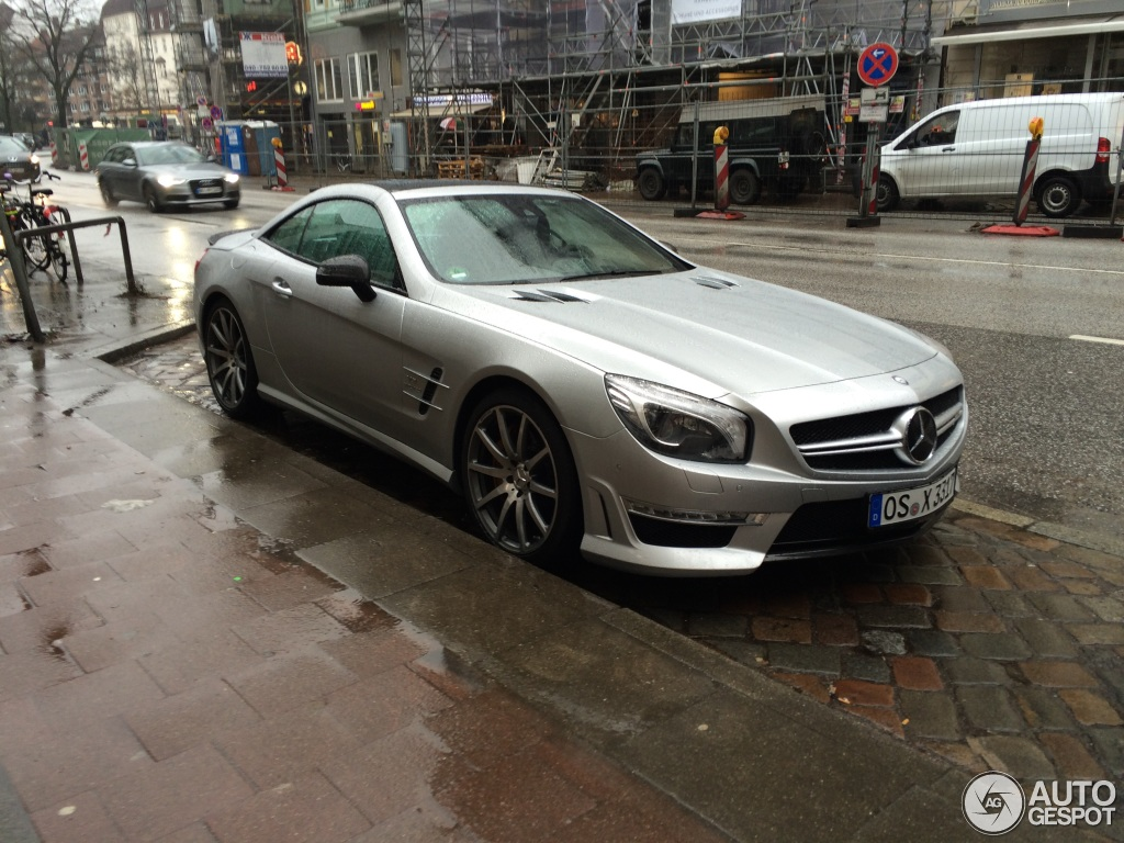 mercedes benz sl 63 amg r231 21 february 2016 autogespot. Black Bedroom Furniture Sets. Home Design Ideas