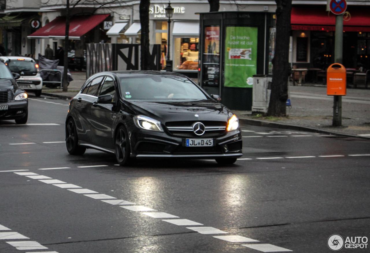 Mercedes-Benz A 45 AMG 5
