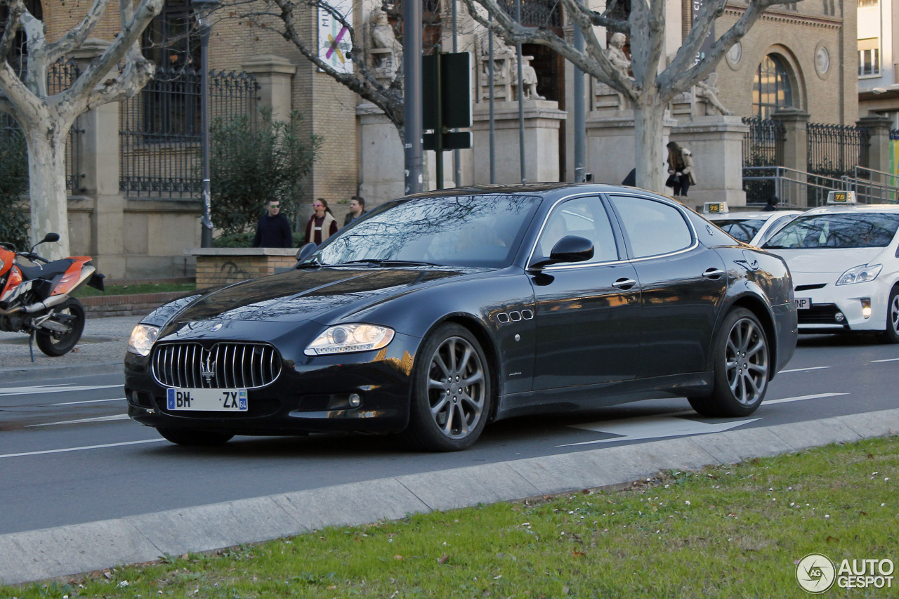 maserati quattroporte s executive gt 22 february 2016. Black Bedroom Furniture Sets. Home Design Ideas