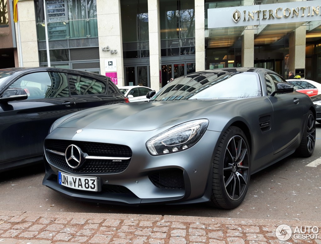 Mercedes-AMG GT S Edition 1 9