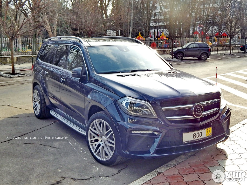Mercedes benz brabus gl b63s 700 widestar 22 february for Mercedes benz brabus price