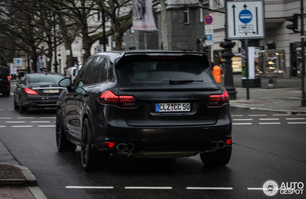 Porsche Techart Cayenne Gts 2013 22 February 2016 Autogespot