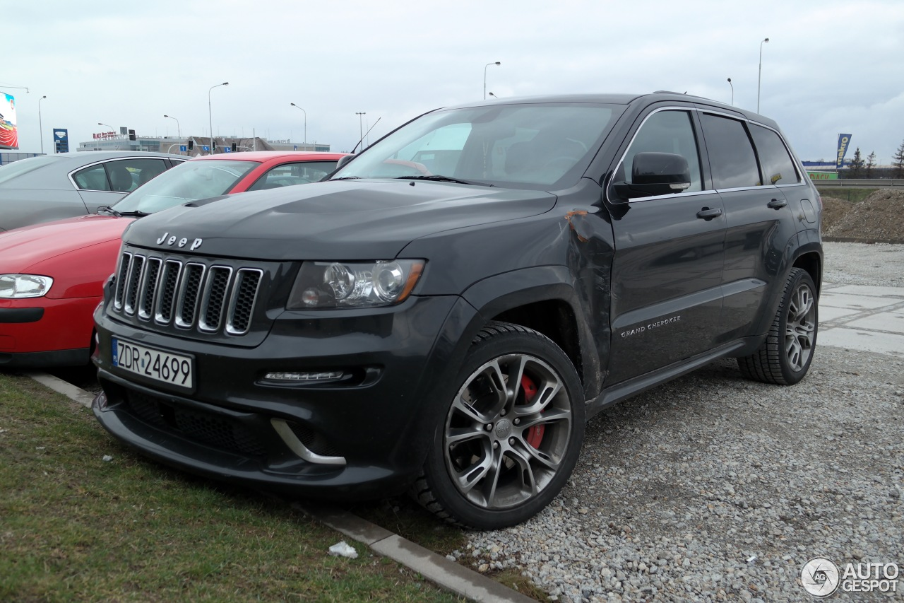 jeep grand cherokee srt 8 2012 23 february 2016 autogespot. Black Bedroom Furniture Sets. Home Design Ideas