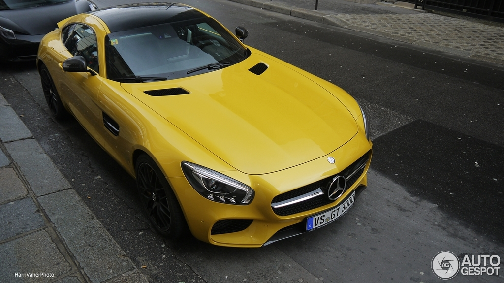 Mercedes-AMG GT S 2