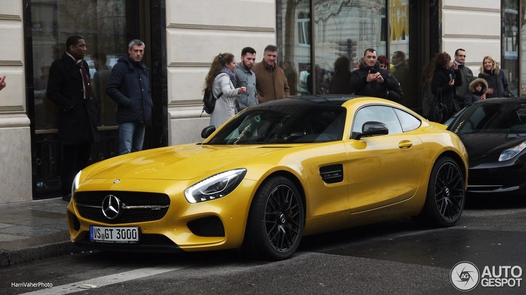Mercedes-AMG GT S 7