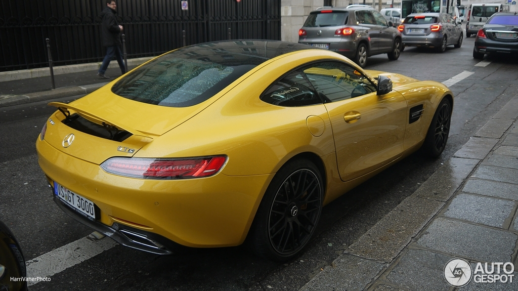 Mercedes-AMG GT S 9
