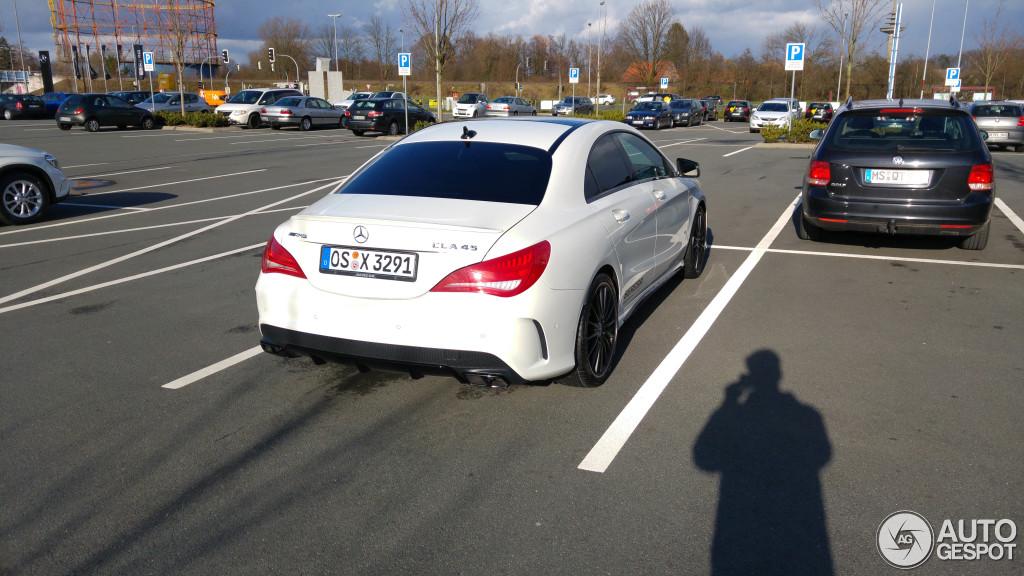 Mercedes-Benz CLA 45 AMG C117 6