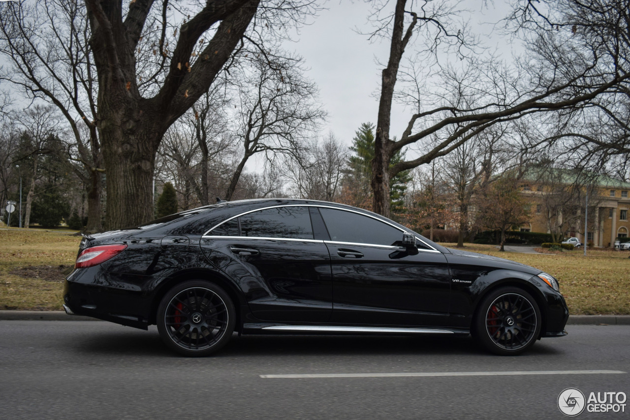 Mercedes Kansas City >> Mercedes-Benz CLS 63 AMG S C218 2015 - 23 February 2016 - Autogespot