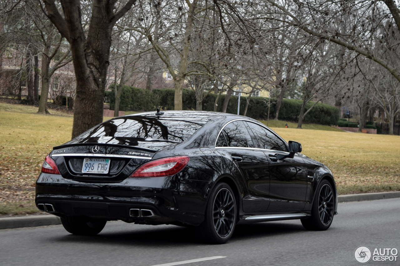 mercedes benz cls 63 amg s c218 2015 23 febrero 2016 autogespot. Black Bedroom Furniture Sets. Home Design Ideas