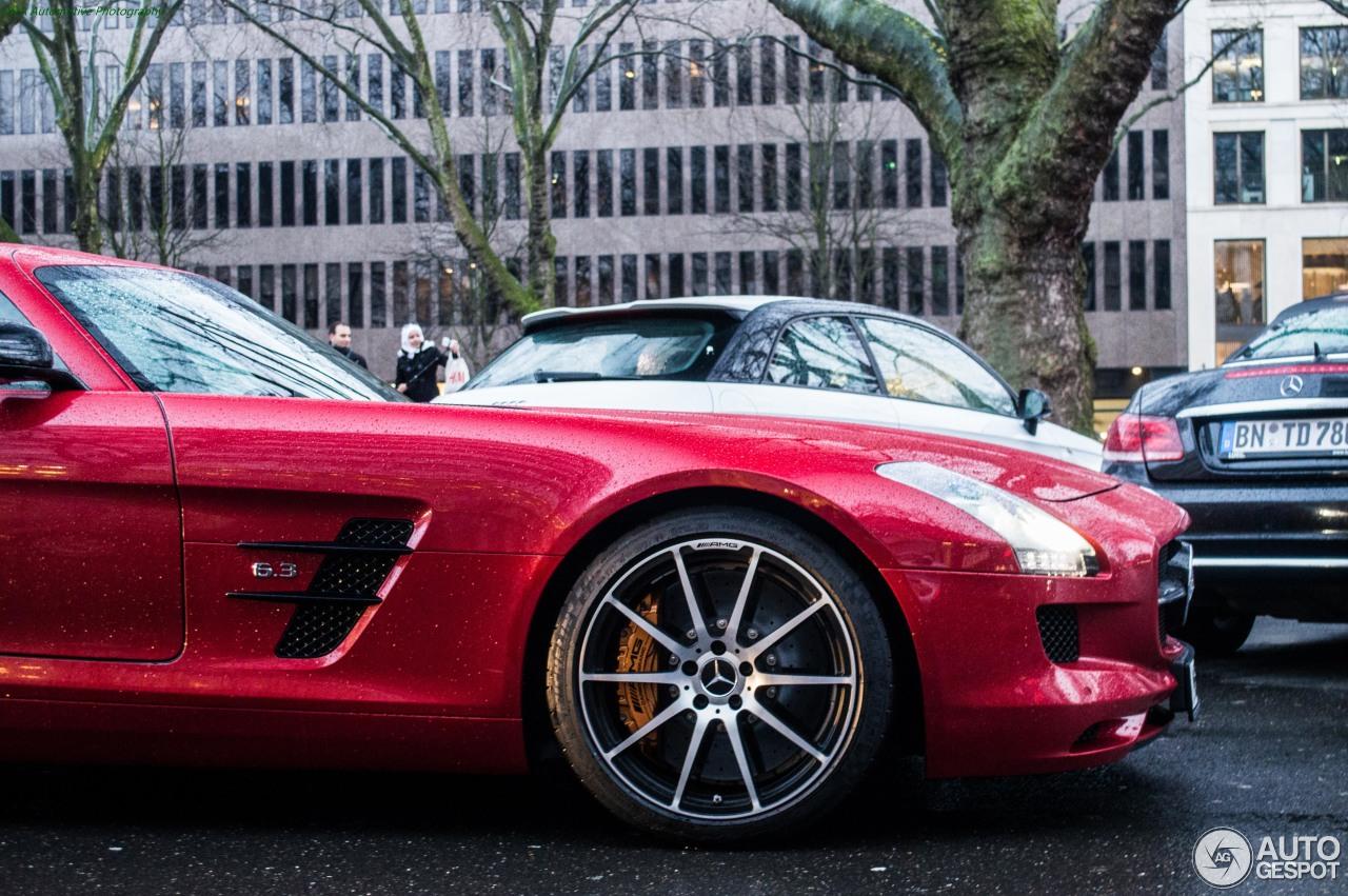 Mercedes-Benz SLS AMG 9
