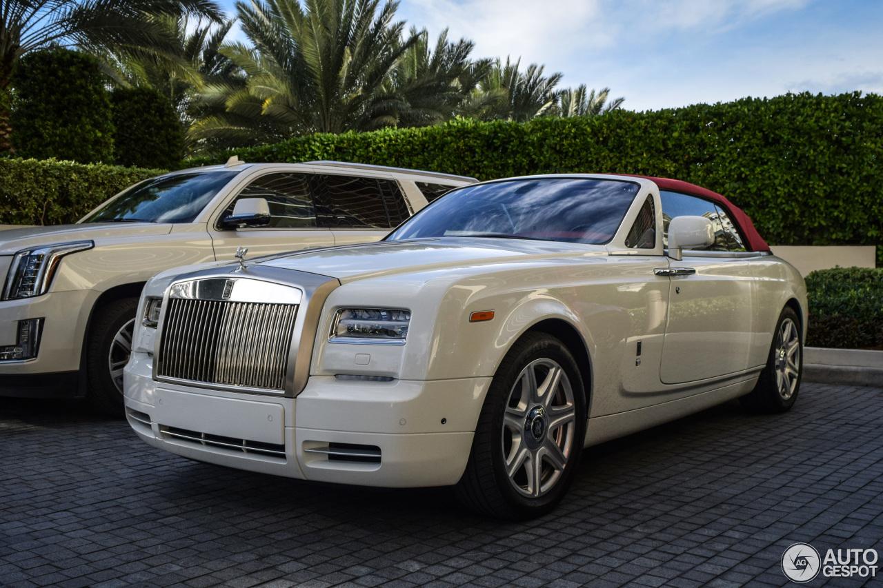 Rolls royce phantom drophead coup series ii 23 february - Rolls royce drophead coupe ...