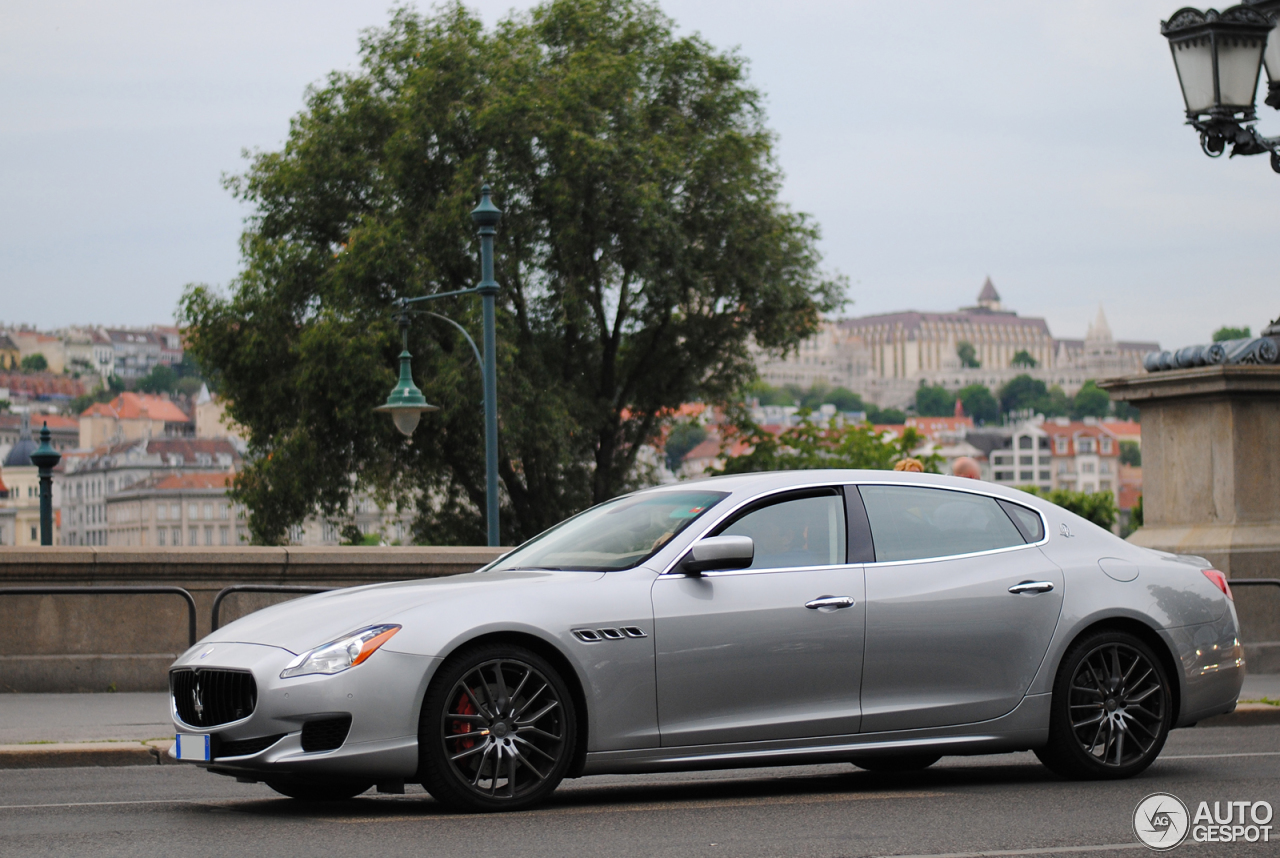 maserati quattroporte gts 2013 24 february 2016 autogespot. Black Bedroom Furniture Sets. Home Design Ideas