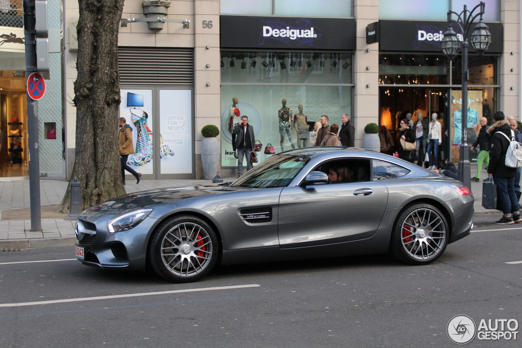 Mercedes-AMG GT S 6