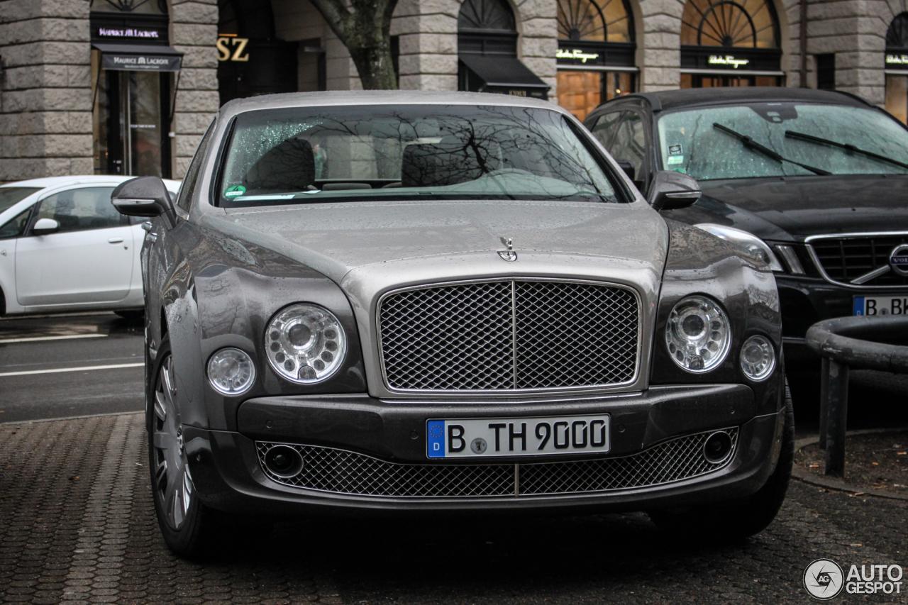 Bentley Mulsanne 2009 4