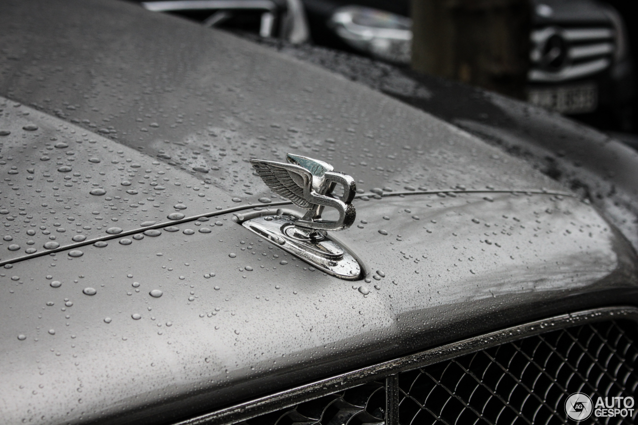 Bentley Mulsanne 2009 5