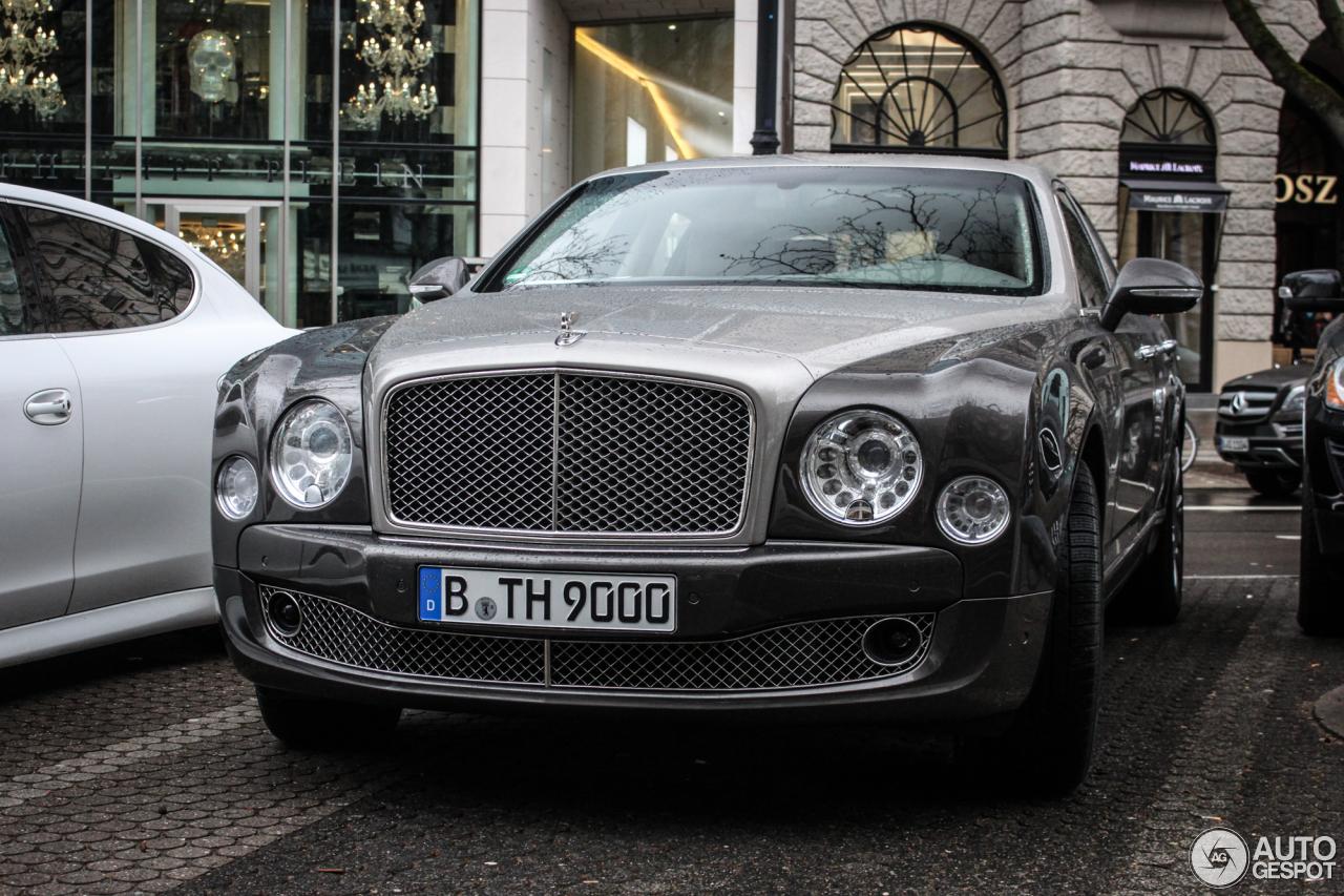 Bentley Mulsanne 2009 6