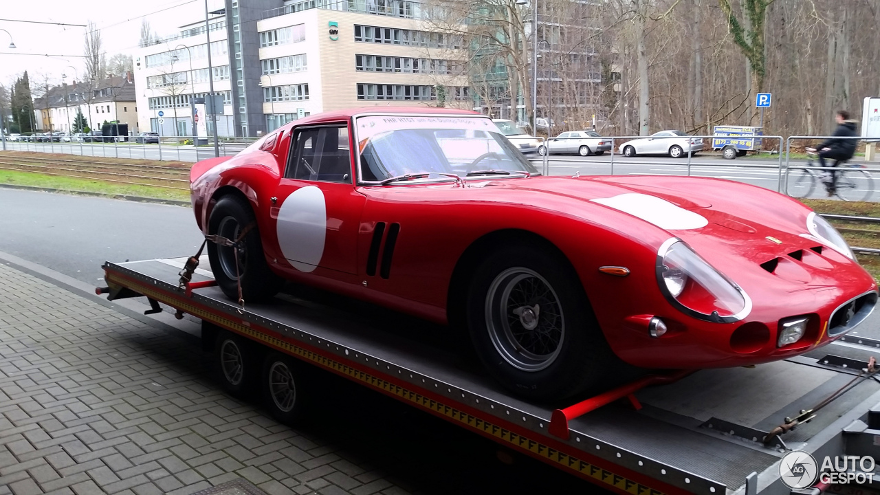 ferrari 250 gto 25 february 2016 autogespot. Cars Review. Best American Auto & Cars Review