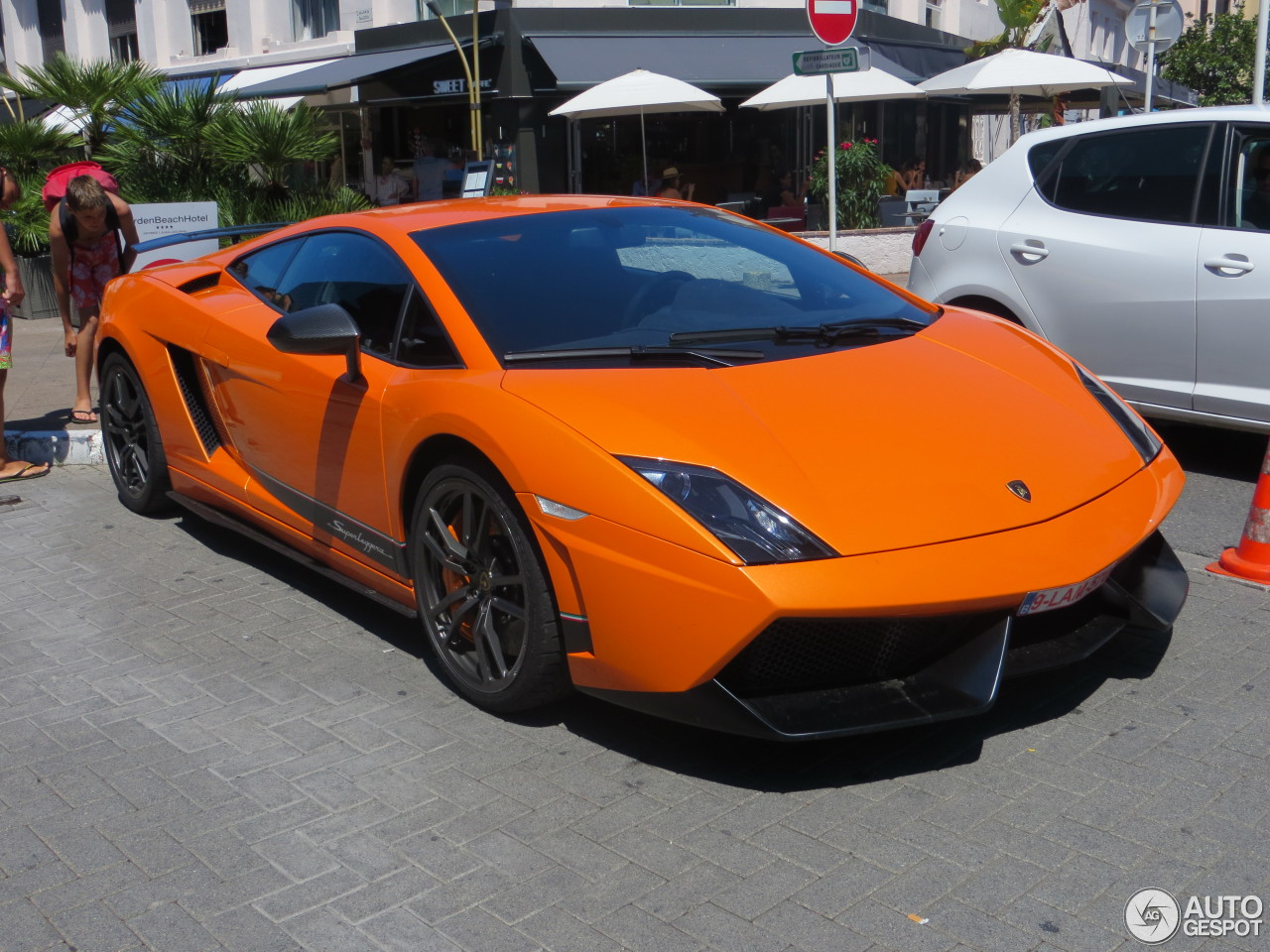 Lamborghini Gallardo LP570-4 Superleggera 1