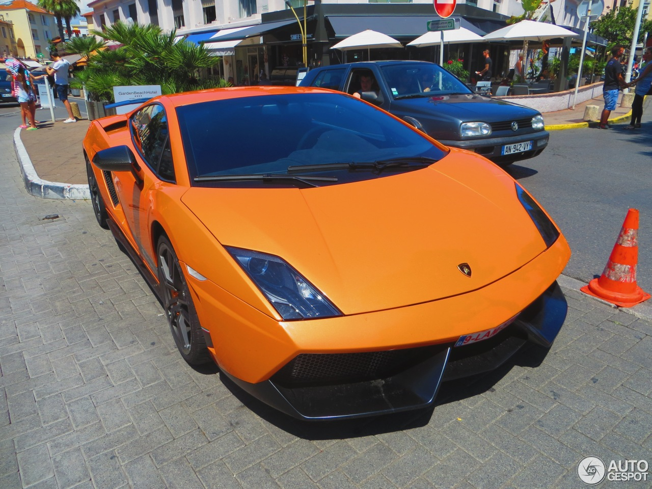 Lamborghini Gallardo LP570-4 Superleggera 6