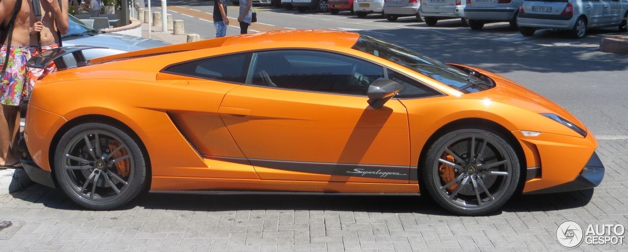 Lamborghini Gallardo LP570-4 Superleggera 7