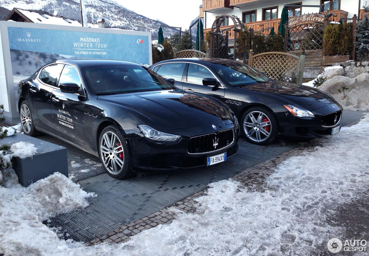 Maserati Quattroporte S Q4 2013 3