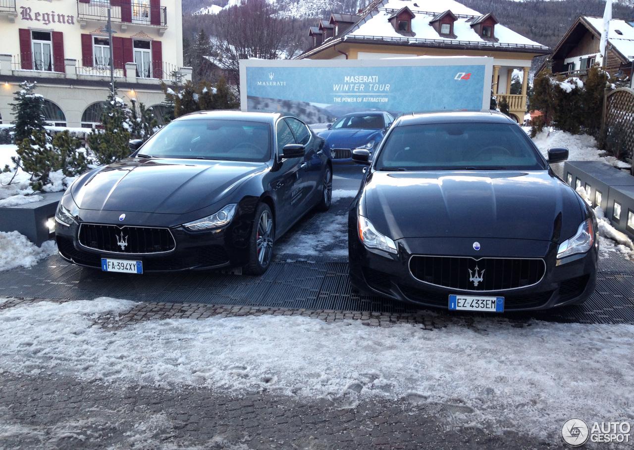 Maserati Quattroporte S Q4 2013 6