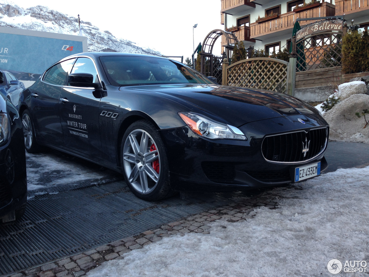 Maserati Quattroporte S Q4 2013 7