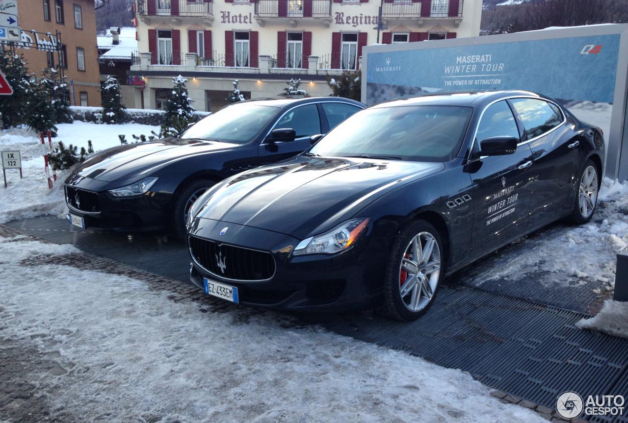 Maserati Quattroporte S Q4 2013 8