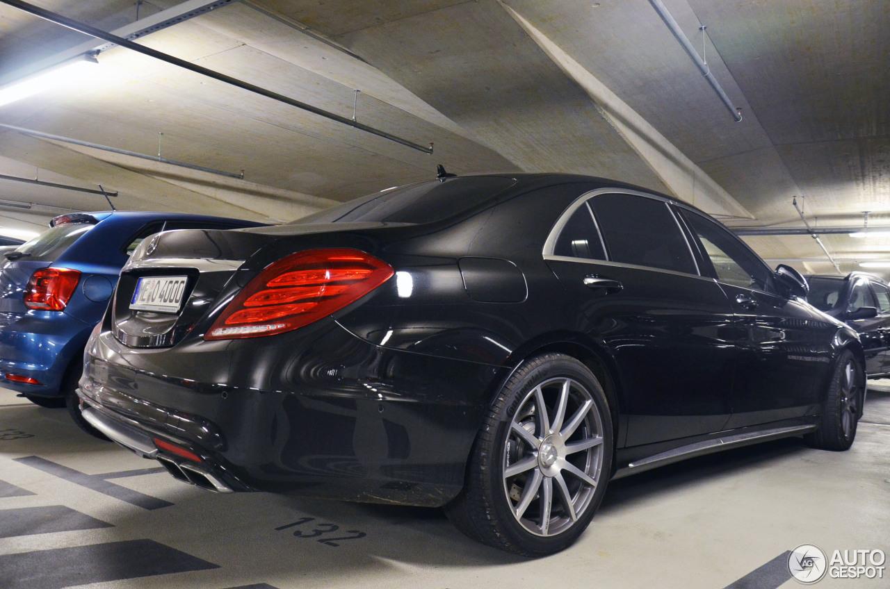 Mercedes-Benz S 63 AMG W222 2