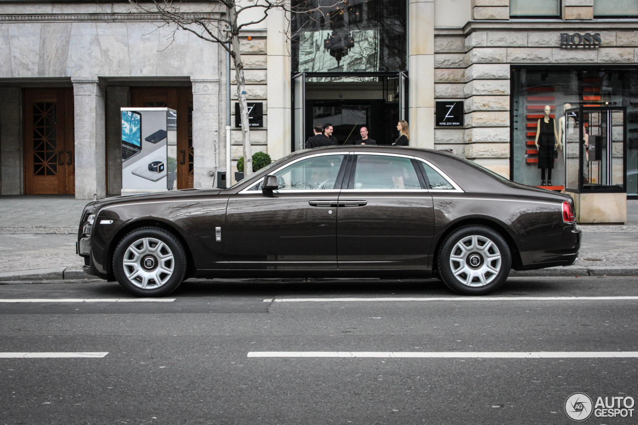 Rolls-Royce Ghost Series II 3