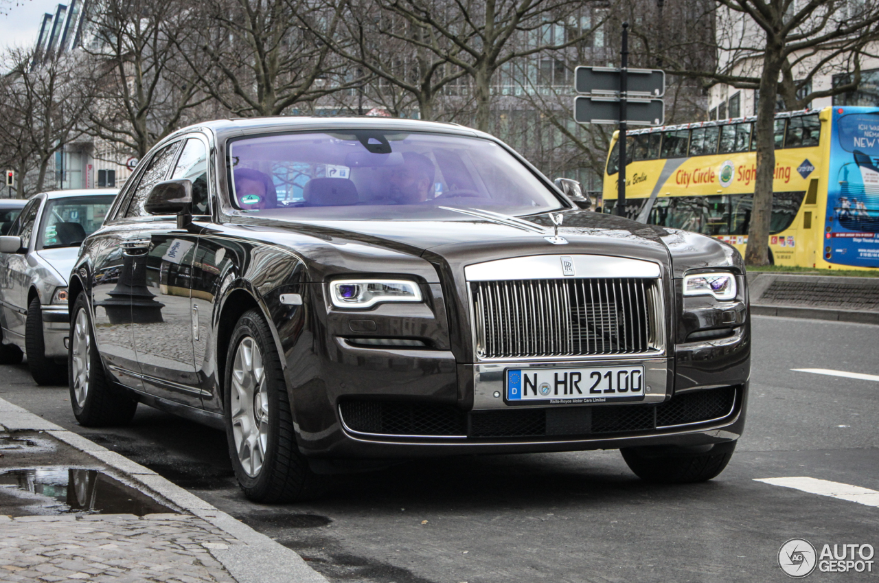 Rolls-Royce Ghost Series II 5