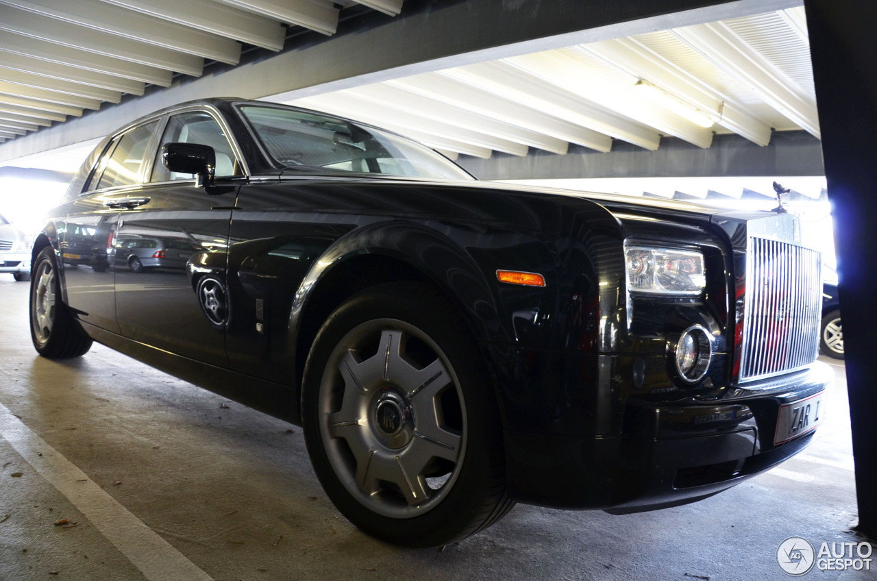 Rolls-Royce Phantom 3