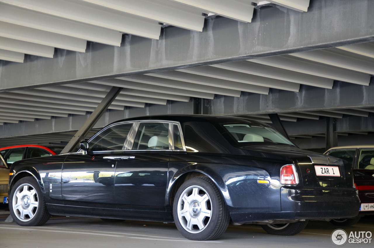 Rolls-Royce Phantom 7