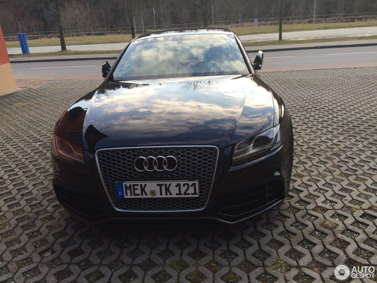 Audi RS5 B8 7