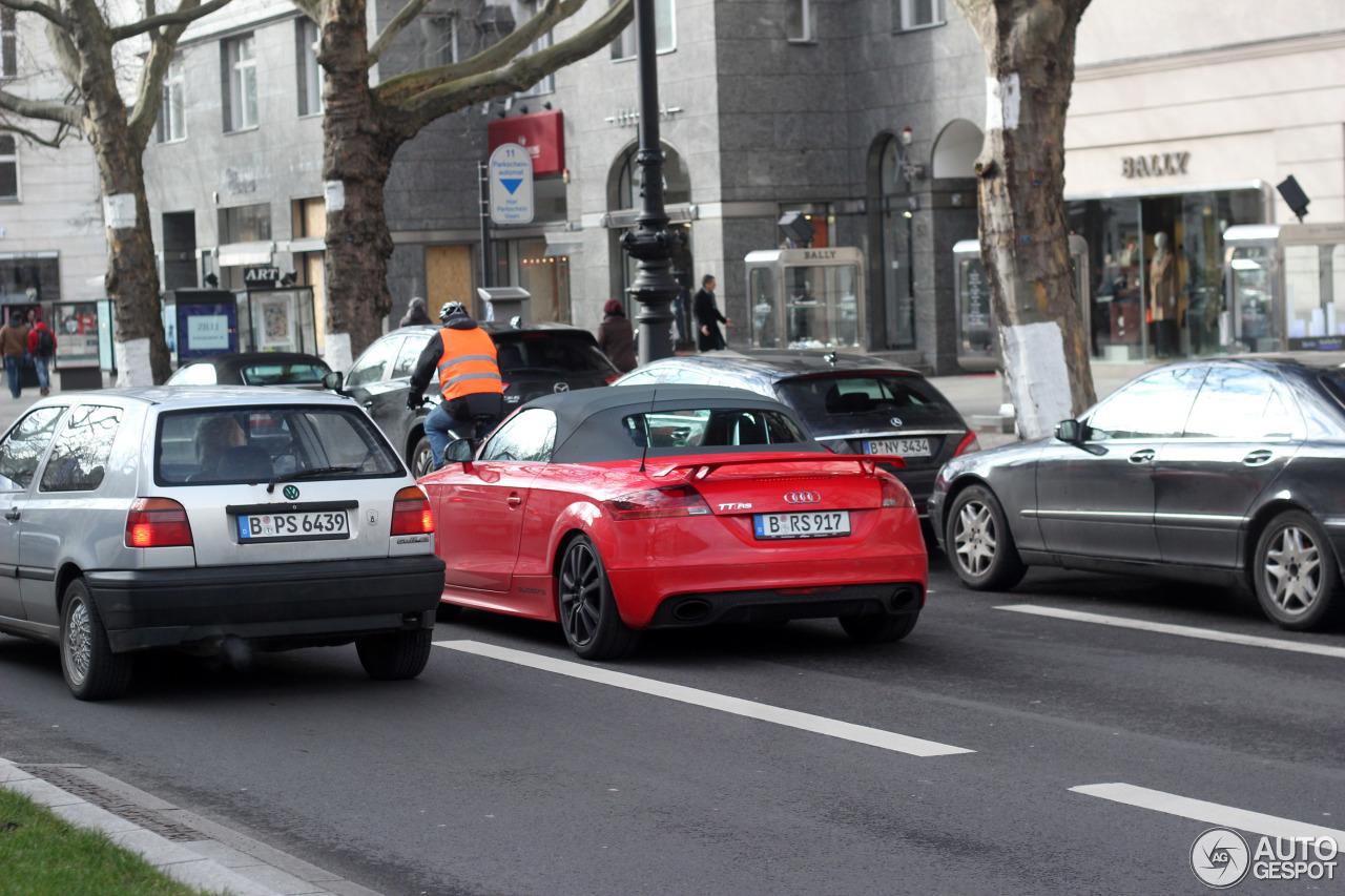 Audi TT-RS Roadster 3