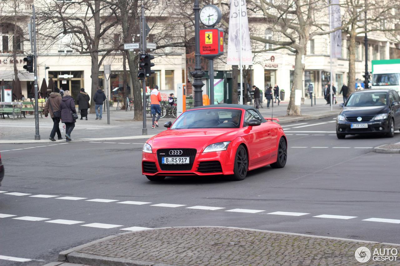 Audi TT-RS Roadster 5