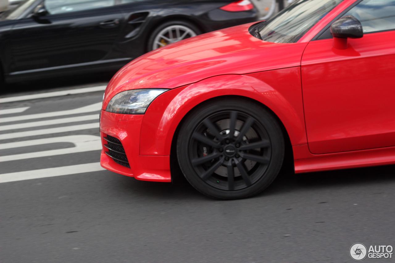 Audi TT-RS Roadster 7