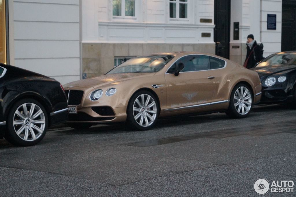 Bentley Continental GT V8 S 2016 - 26 February 2016 - Autogespot