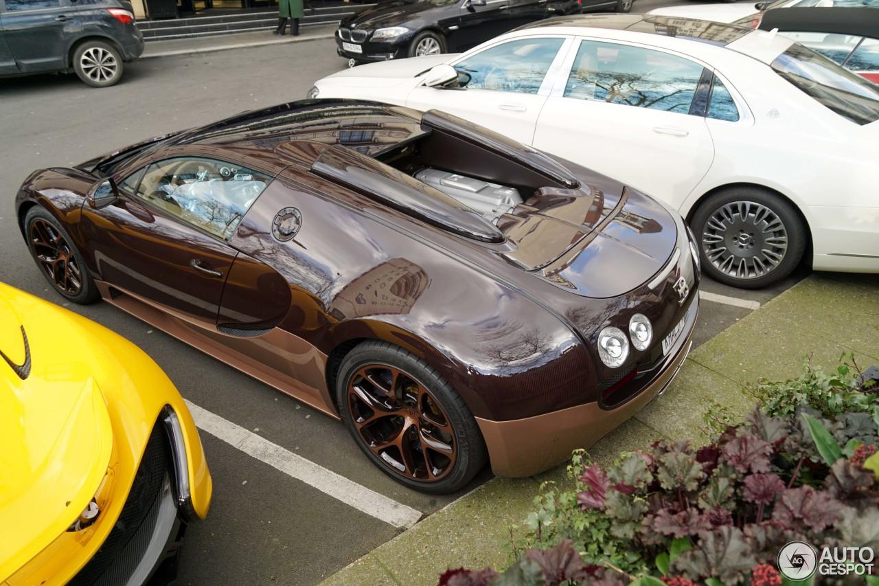 bugatti veyron 16 4 grand sport vitesse rembrandt bugatti 26 february 2016. Black Bedroom Furniture Sets. Home Design Ideas