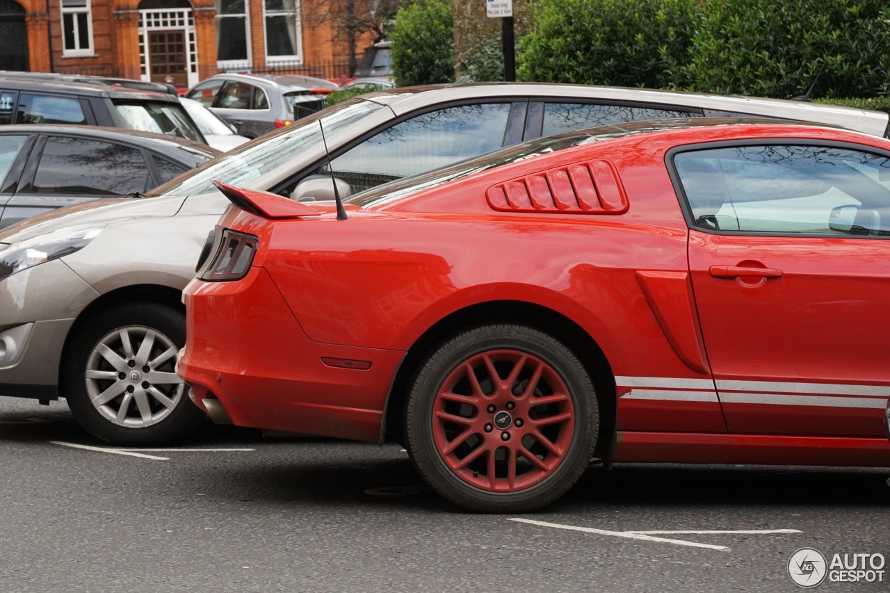 Ford Mustang GT 2013 - 26 February 2016 - Autogespot