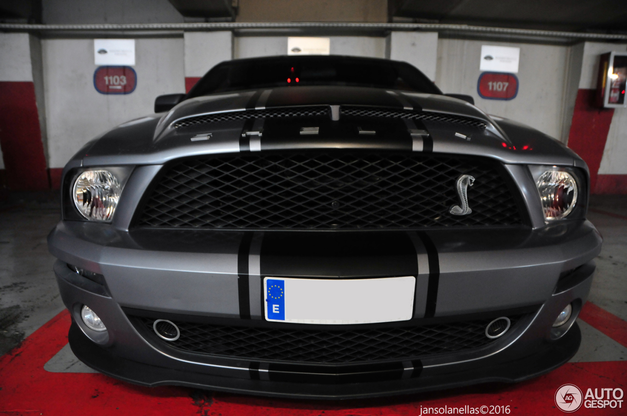 ford mustang shelby gt 500 supersnake 26 february 2016. Black Bedroom Furniture Sets. Home Design Ideas