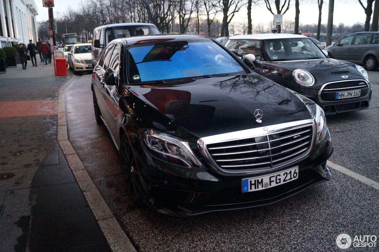 Mercedes-Benz S 63 AMG W222 10