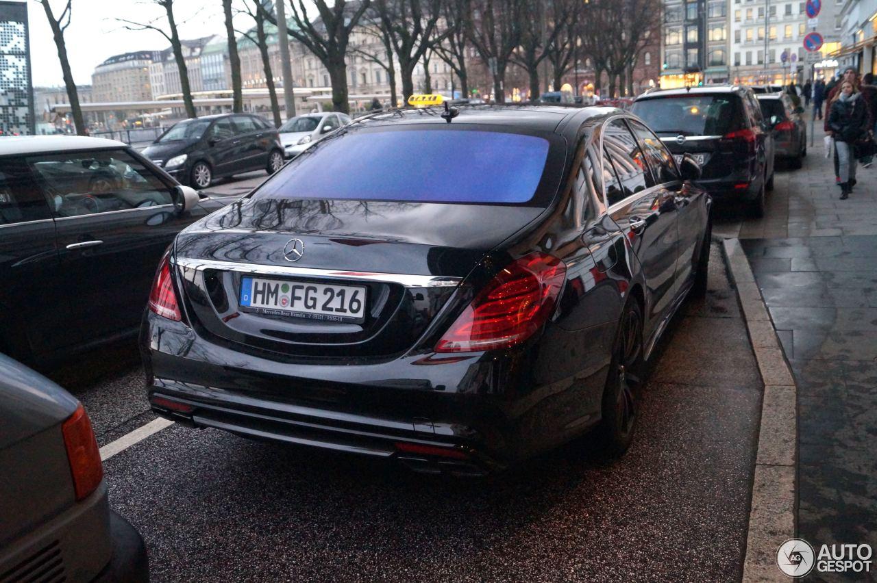Mercedes-Benz S 63 AMG W222 3