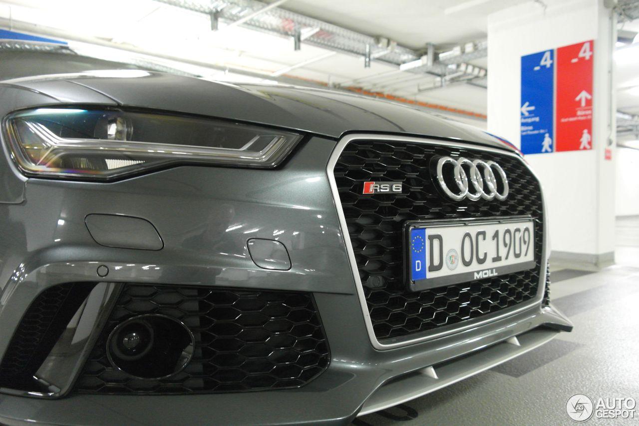 Audi RS6 Avant C7 2015 1