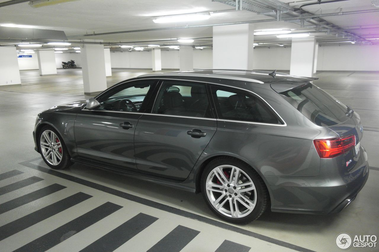 Audi RS6 Avant C7 2015 10