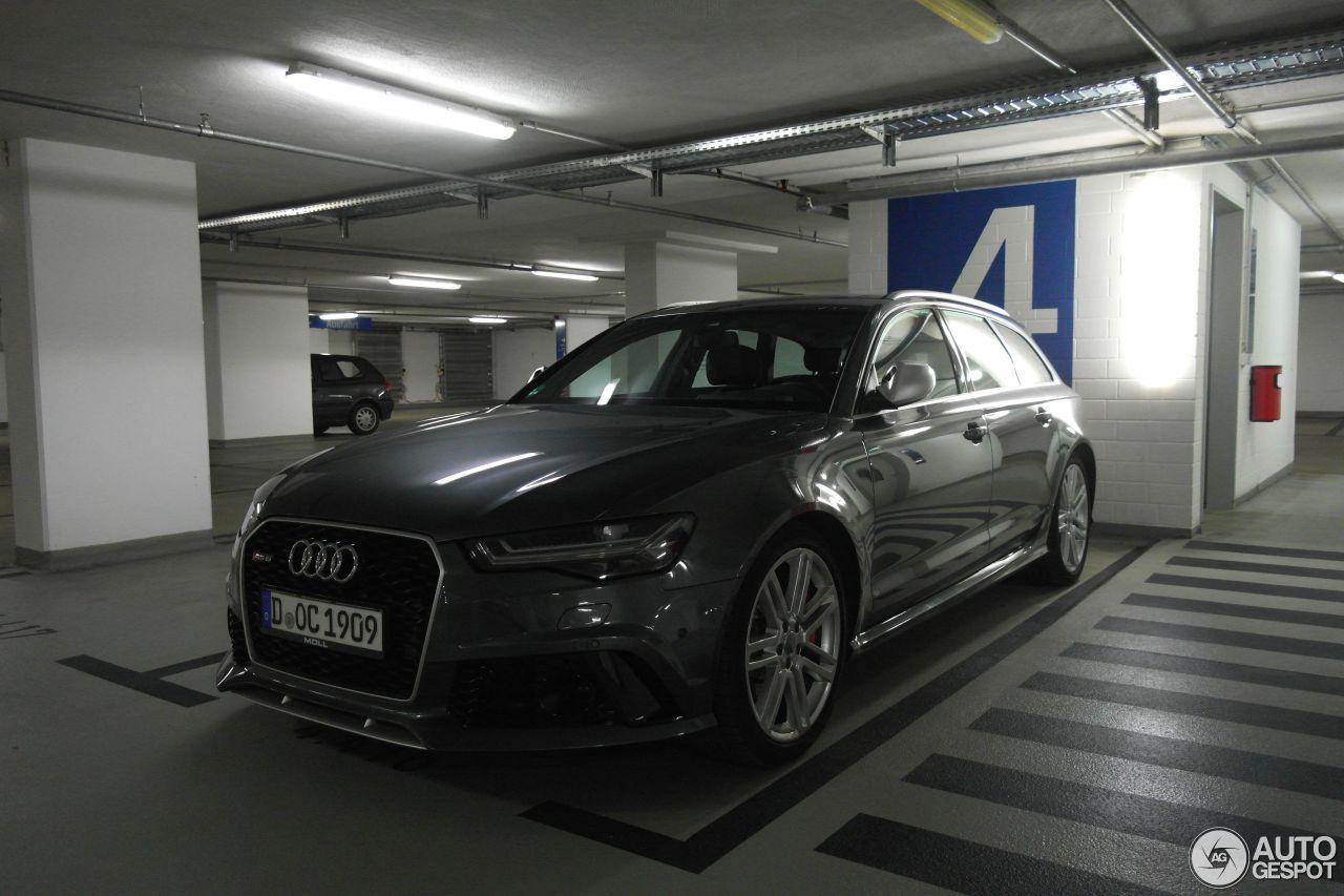 Audi RS6 Avant C7 2015 5